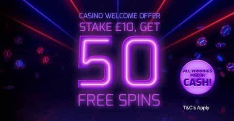 casino bonus betfred games