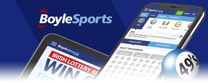 william hill irish lottery results