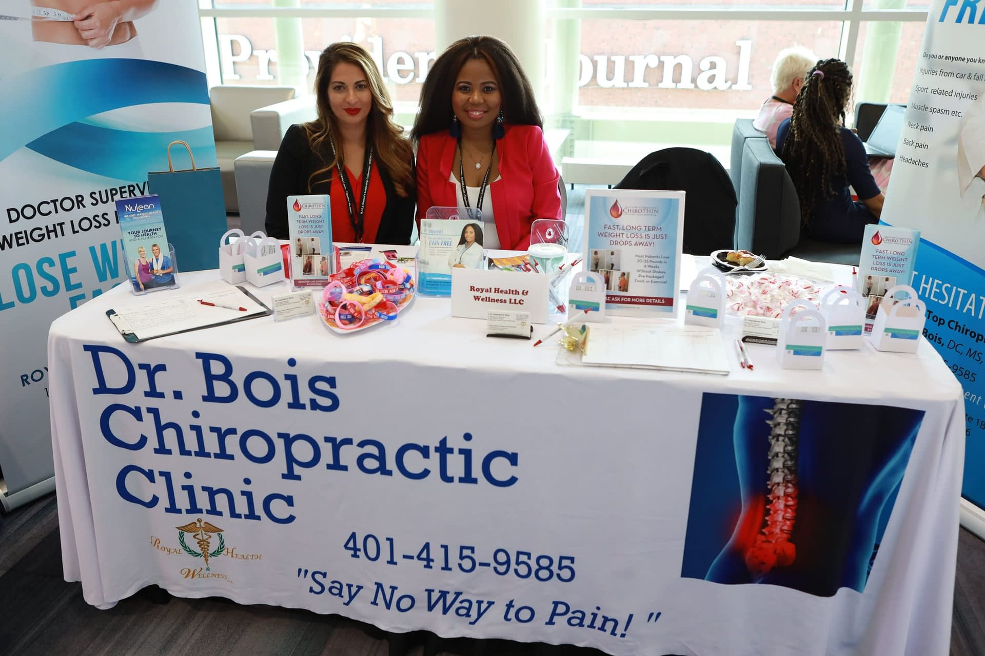 chiropractor-exhibitor