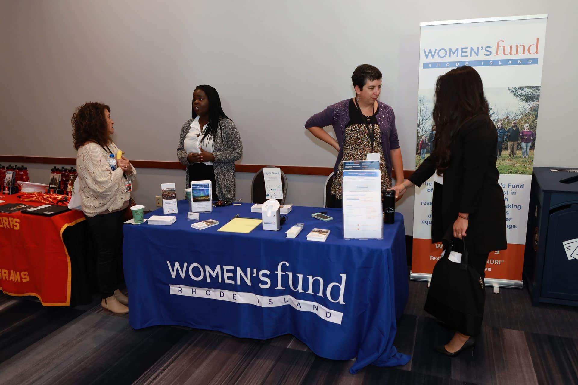 Womens Fund Exhibitor